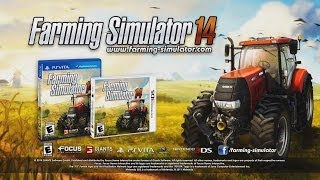 FARMING SIMULATOR 14: TRAILER DE LANCEMENT