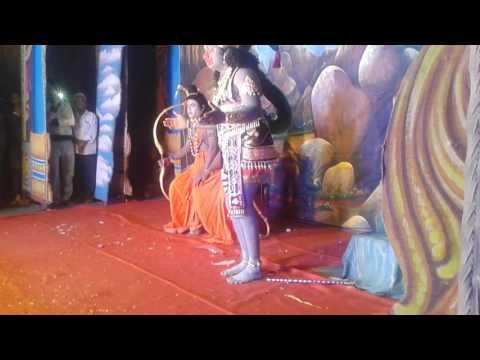 Avalakuppe Sampurna Ramayana Anjaneya Hanumantharaju