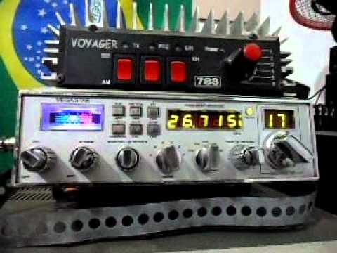 CB RADIO KEYDOWN in Puerto Rico