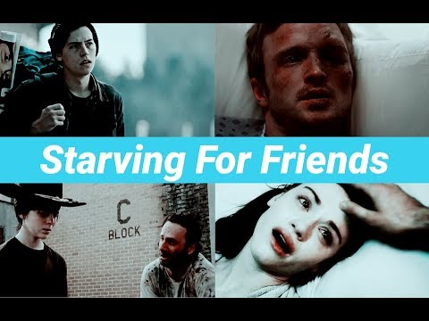Starving For Friends Filter || 1