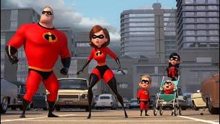 Incredibles 2 writer and director Brad Bird makes a brilliant comparison to Terminator 2