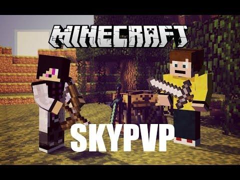 Minecraft - SkyPvP: Megújítva /w norbijo99