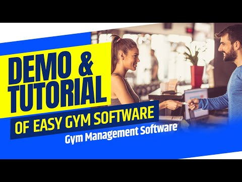 Gym software tutorial video | Billing & Query follow-up for gym clients