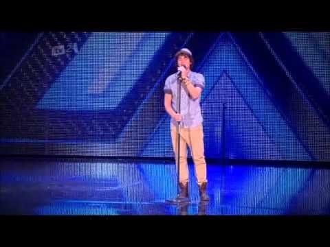 The X Factor - James Michael (All Performances)