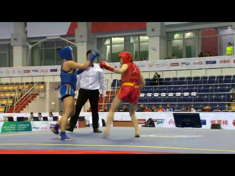 14th World Wushu Championships  Day 4  Women's 4852566065kg, Men's 65707580859090kg