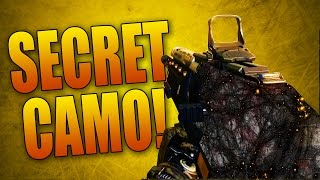 """DARK MATTER"" Secret Weapon Camo in Black Ops 3 (Better than Diamond)"