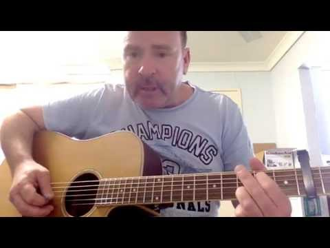 wide open spaces (Dixie Chicks) guitar tutorial (intro)