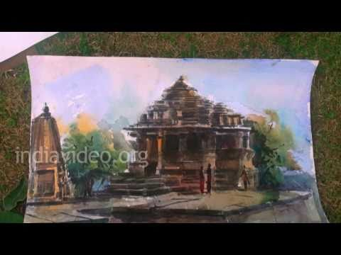 Khajuraho Paintings