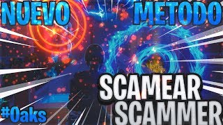 😱😱 NEW WAY TO SCAMEAR TO SCAMMER 99.999% DO NOT KNOW 🔥🔥 Fortnite Save the World