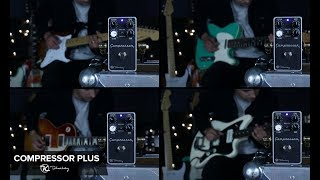 Keeley Electronics - Compressor Plus Pickup Demo