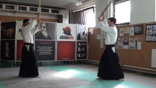 ken no awase 4 [TUTORIAL] Aikido advanced weapon technique