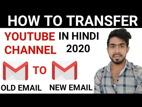 How to Transfer YouTube Channel to Another Google Account | 2020