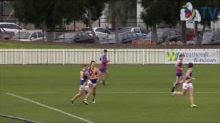 Senior Highlights vs Port Melbourne