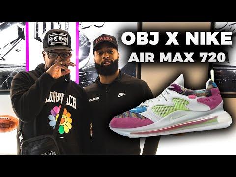 OBJ x Nike Air Max 720