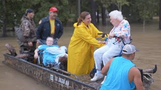 Houston turns to Cajun Navy for help