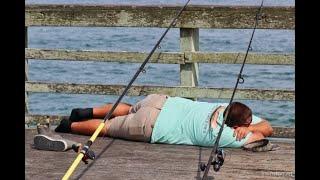 Смешная рыбалка видео приколы 2021 Рыбаки приколы на рыбалке 2021