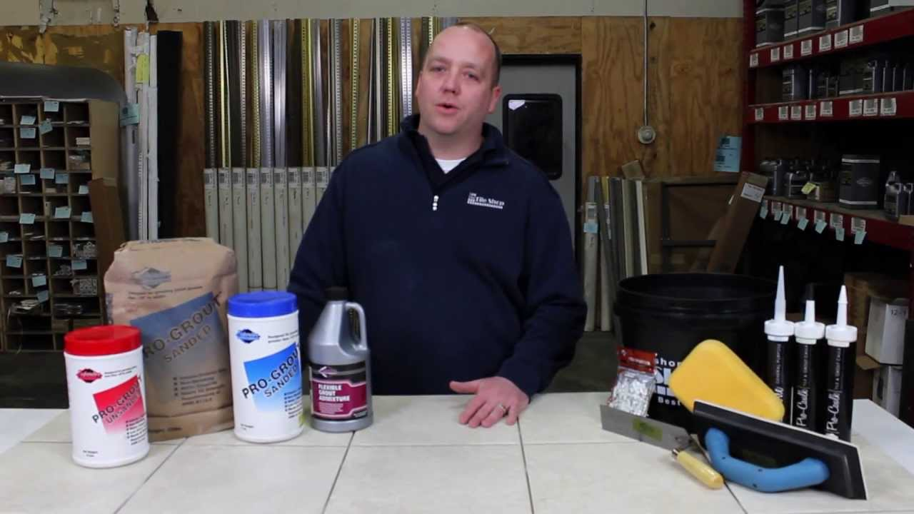 Sanded Vs Unsanded Grout Everything You Need To Know About Grout Youtube