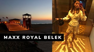 Тренды из Турции, отдых в Maxx Royal Belek с 2 детьми