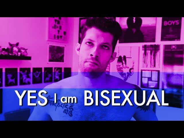 Vídeo de R.J. Aguiar falando sobre sua bissexualidade (e como não acreditam nela)