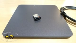 Logitech Wireless Rechargeable Touchpad T650 Review