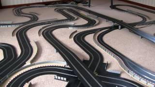 200ft of Scalextric Track