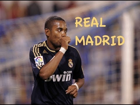 "Robinho - ""The new Pelé"" - Real Madrid 2005 to 2008 - HD"
