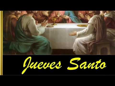 Mensaje Del Jueves Santo Del P. Fernando Alcázar. 2020