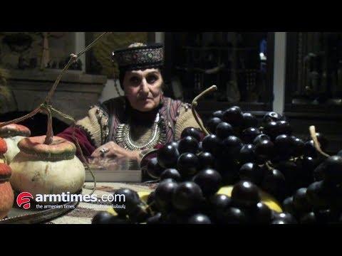 Ամանորին հարսնացուի տուն կարմիր խնձոր էին տանում... Ագուլեցի