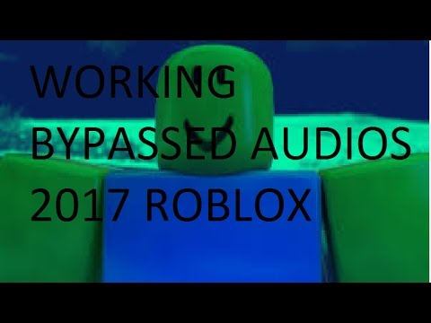 BYPASSED AUDIOS ROBLOX - YouTube