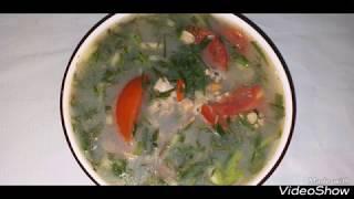 cách nấu canh ngao chua  đơn giản mf rất thơm ngon .