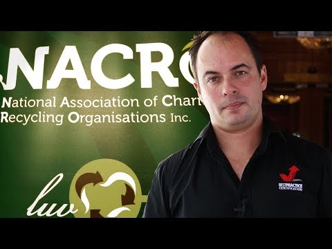 CEO presents at NACRO Conference | ISO 14001:2015 How can Charities benefit