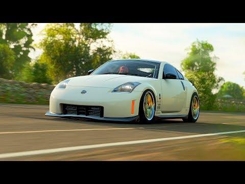 Forza Horizon 4 - Angle Drift Build | Nissan 350z thumbnail