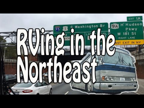 Tips for RVing in the Northeast