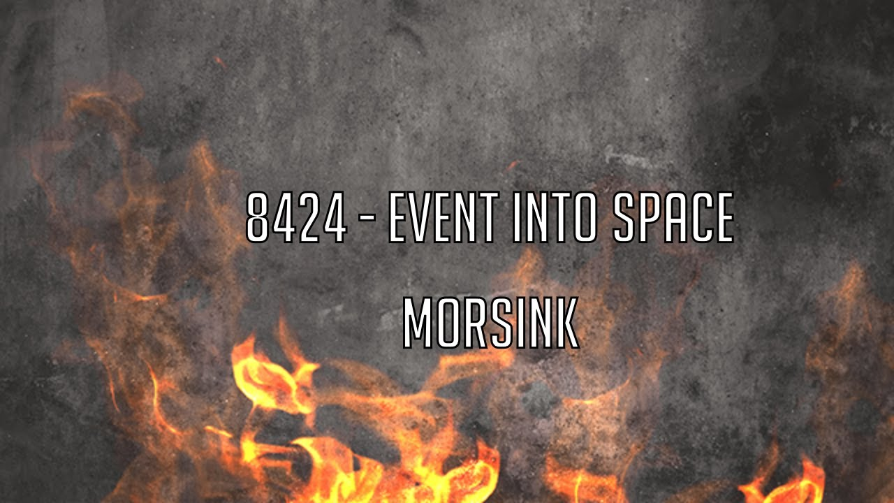 8424 - Event into Space (Morsink)