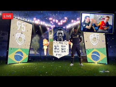 FIFA 18: XXL Pack Opening ESKALATION auf der PS4 🔥😱 NEUES TOTW!
