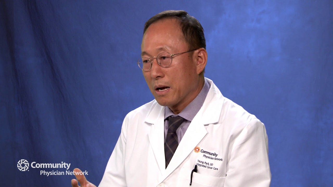 Meet Dr  Young Park - Family Medicine and Integrative Cancer Care