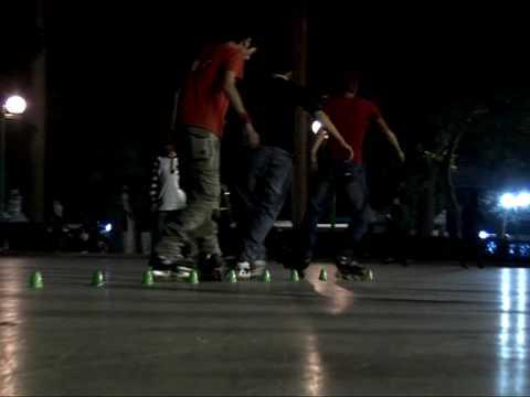 Inline skate club