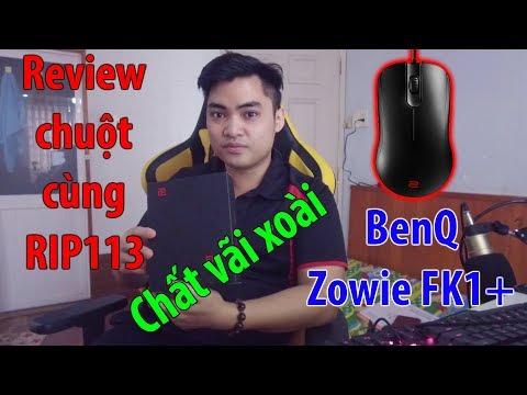 Không thể bỏ qua chuột BenQ Zowie FK1+ khi chơi game FPS