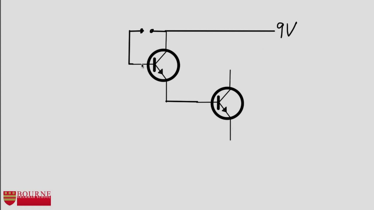 7 Darlington Pair Youtube Sziklai With The Circuit Shown You Construct A Pnp