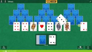 Microsoft Solitaire Collection - Tripeaks - December 6 2016
