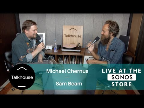 Live at Sonos: Michael Chernus Orange is the New Black Talks with Sam Beam Iron & Wine