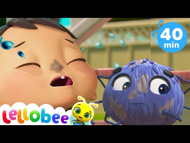 Itsy Bitsy Spider Song Song   Nursery Rhymes   Baby Songs   Kids Song   Little Baby Bum