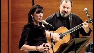 In questa notte splendida 2011. Manoli Ramirez canta: BIRJINA MAITE