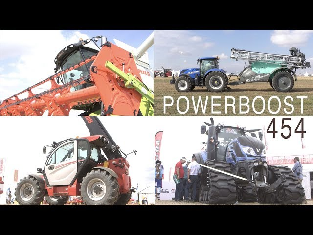 INNOV\'AGRI 2018 : Les innovations qu\'il ne fallait pas rater ! PowerBoost N°454 (7/9/2018)