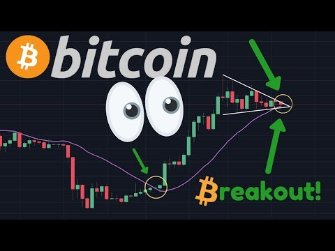 BITCOIN BREAKING OUT TODAY OR TOMORROW?! IT'S ACTUALLY IMMINENT!!