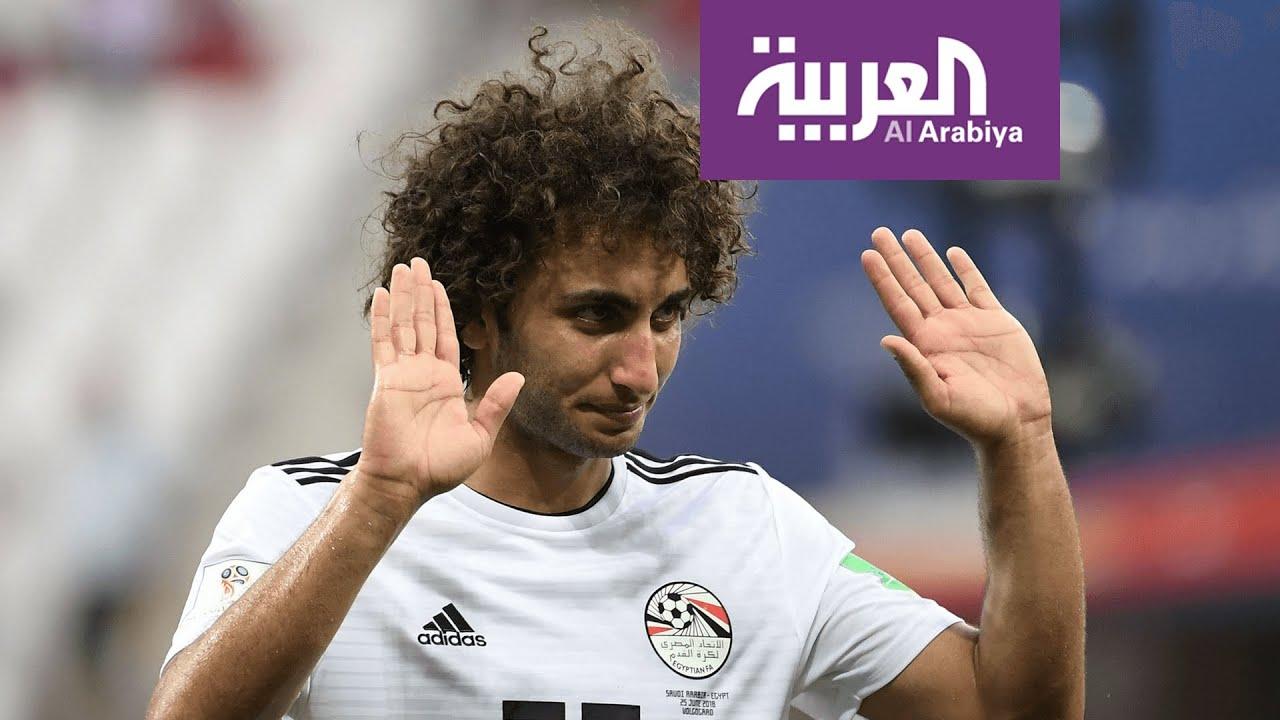 استبعاد عمرو وردة من منتخب مصر في كأس أفريقيا لأسباب انضباطية