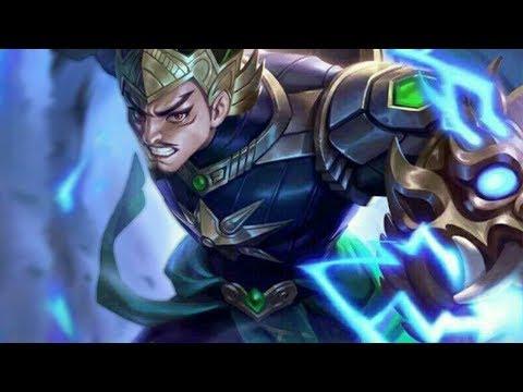 NEW Skin For Gatot Kaca! Mobile Legends New Hero Update