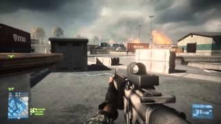 Battlefield 3 / Nvidia Geforce GTX 660 Ti / Ultra Max Settings / Intel Core i5 3570K