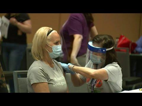 Ohio offers shot at $1 million through covid vaccines