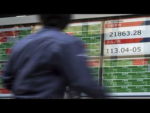 Global stocks rise on optimism over growth, company earnings